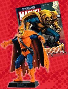 Figura Hobgoblin de Eaglemoss - Figuras de acción y muñecos de Hobgoblin de Marvel