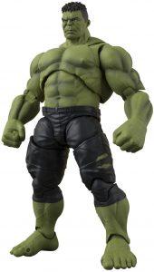 Figura Hulk de Bandai - Figuras de acción y muñecos de Hulk de Marvel