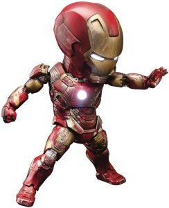 Figura Iron man de Beast Kingdom - Figuras de acción y muñecos de Iron man de Marvel