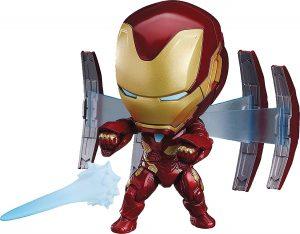 Figura Iron man de Good Smile Avengers - Figuras de acción y muñecos de Iron man de Marvel
