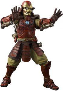 Figura Iron man de TAMASHII NATIONS - Figuras de acción y muñecos de Iron man de Marvel