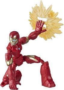 Figura Iron man de Titan Hero Series de Hasbro - Figuras de acción y muñecos de Iron man de Marvel