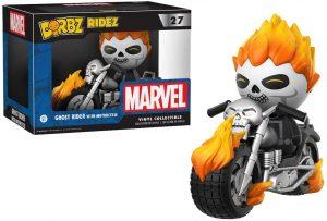 Figura Motorista fantasma de Dorbz Riderz - Figuras de acción y muñecos de Ghost Rider de Marvel