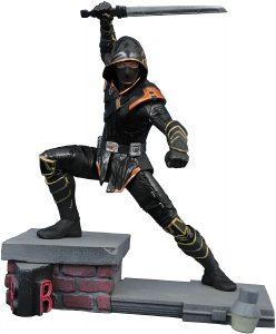 Figura Ronin de Diamond - Figuras de acción y muñecos de Ojo de Halcón de Marvel