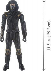 Figura Ronin de Titan Hero Series - Figuras de acción y muñecos de Ojo de Halcón de Marvel