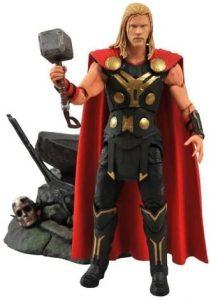 Figura Thor 2 de Diamond - Figuras de acción y muñecos de Thor de Marvel