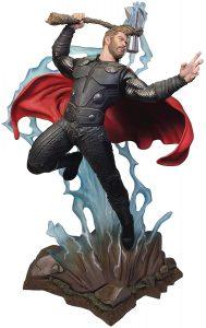 Figura Thor de Diamond - Figuras de acción y muñecos de Thor de Marvel