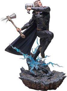 Figura Thor de Iron Studios - Figuras de acción y muñecos de Thor de Marvel