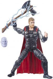 Figura Thor de Marvel Legends - Figuras de acción y muñecos de Thor de Marvel