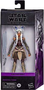 Figura de Ahsoka Tano de Star Wars Rebels de The Black Series - Figuras de acción y muñecos de Ahsoka Tano de Star Wars