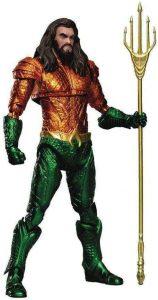 Figura de Aquaman de Beast Kingdom - Figuras de acción y muñecos de Aquaman de DC