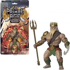 Figura de Aquaman de DC Primal Age - Figuras de acción y muñecos de Aquaman de DC