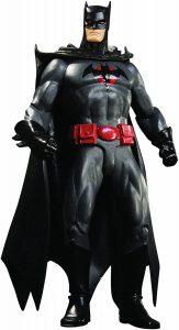 Figura de Batman de DC Direct Flashpoint - Figuras de acción y muñecos de Batman de DC de la liga