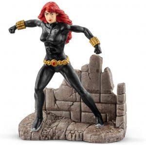 Figura de Black Widow de Schleich - Figuras de acción y muñecos de Black Widow de Marvel