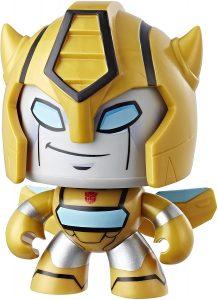 Figura de Bumblebee de Mighty Muggs - Figuras de acción y muñecos de Bumblebee de Transformers de Mighty Muggs - Juguetes de Mighty Muggs