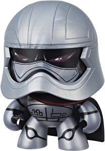Figura de Capitán Phasma de Mighty Muggs - Figuras de acción y muñecos de Darth Vader de Mighty Muggs - Juguetes de Mighty Muggs