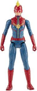 Figura de Capitana Marvel de Hasbro - Figuras de acción y muñecos de Capitana Marvel de Marvel