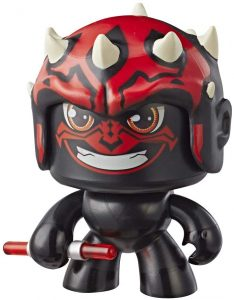 Figura de Darth Maul de Mighty Muggs - Figuras de acción y muñecos de Darth Vader de Mighty Muggs - Juguetes de Mighty Muggs