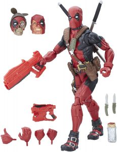 Figura de Deadpool de Marvel Legends - Figuras de acción y muñecos de Deadpool de Marvel