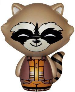 Figura de Dorbz de Rocket Racoon - Figuras de acción y muñecos de Rocket Racoon de Marvel