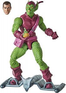 Figura de Duende Verde de Marvel Legends - Figuras de acción y muñecos de Duende Verde de Marvel