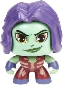 Figura de Gamora 2 de Guardianes de la Galaxia de Mighty Muggs - Figuras de acción y muñecos de Gamora de Marvel