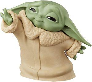 Figura de Grogu - Baby Yoda con la Fuerza Hasbro - Figuras de acción y muñecos de baby yoda de The Mandalorian - Grogu