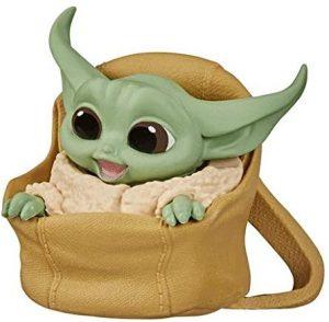 Figura de Grogu - Baby Yoda en la bolsa Hasbro - Figuras de acción y muñecos de baby yoda de The Mandalorian - Grogu