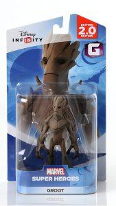 Figura de Groot de Guardianes de la Galaxia de Disney Infinity - Figuras de acción y muñecos de Groot de Marvel