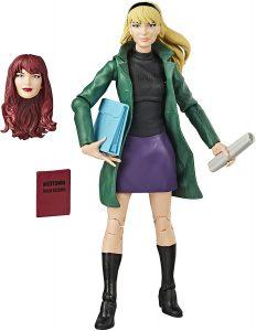 Figura de Gwen Stacy de Marvel Legends - Figuras de acción y muñecos de Spider Gwen de Marvel