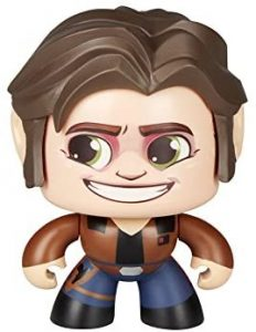 Figura de Han Solo de Mighty Muggs - Figuras de acción y muñecos de Darth Vader de Mighty Muggs - Juguetes de Mighty Muggs