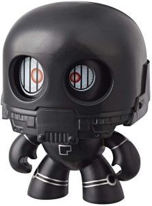 Figura de K-2SO de Mighty Muggs - Figuras de acción y muñecos de Darth Vader de Mighty Muggs - Juguetes de Mighty Muggs