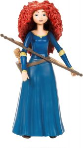 Figura de Mérida de Brave de Mattel - Muñecos de Disney