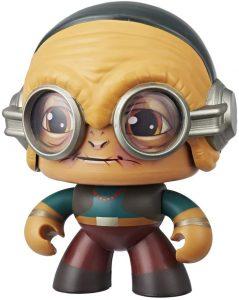 Figura de Maz Kanata de Mighty Muggs - Figuras de acción y muñecos de Darth Vader de Mighty Muggs - Juguetes de Mighty Muggs