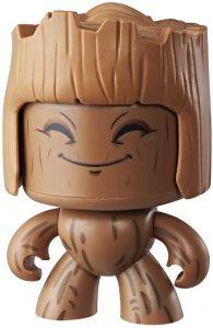 Figura de Mighty Muggs de Groot - Figuras de acción y muñecos de Groot de Marvel
