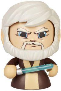 Figura de Obi Wan Kenobi de Mighty Muggs - Figuras de acción y muñecos de Darth Vader de Mighty Muggs - Juguetes de Mighty Muggs
