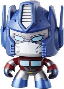 Figura de Optimus Prime de Mighty Muggs - Figuras de acción y muñecos de Optimus Prime de Transformers de Mighty Muggs - Juguetes de Mighty Muggs