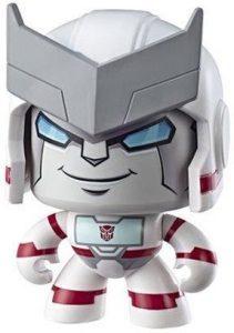 Figura de Ratchet de Mighty Muggs - Figuras de acción y muñecos de Ratchet de Transformers de Mighty Muggs - Juguetes de Mighty Muggs