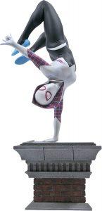Figura de Spider Gwen de Diamond - Figuras de acción y muñecos de Spider Gwen de Marvel