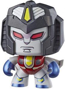 Figura de Starscream de Mighty Muggs - Figuras de acción y muñecos de Starscream de Transformers de Mighty Muggs - Juguetes de Mighty Muggs