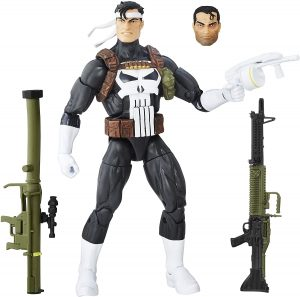 Figura de The Punisher de Marvel Legends - Figuras de acción y muñecos de The Punisher de Marvel