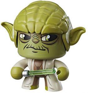 Figura de Yoda de Mighty Muggs - Figuras de acción y muñecos de Darth Vader de Mighty Muggs - Juguetes de Mighty Muggs
