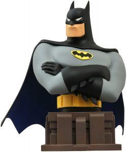 Figura de busto de Batman serie animada de Diamond - Figuras de acción y muñecos de Batman de DC