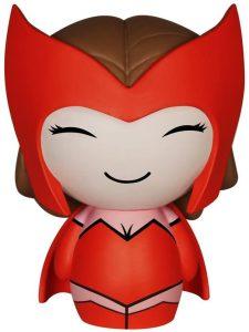 Figura de la Bruja Escarlata de Dorbz - Figuras de acción y muñecos de Scarlet Witch de Marvel