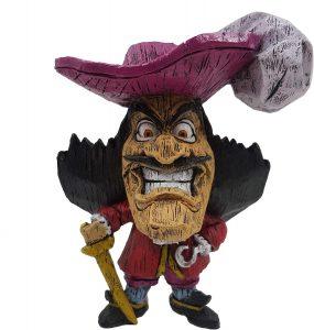 Figura del Capitán Garfio de Peter Pan de Foco de Disney - Muñecos de Disney