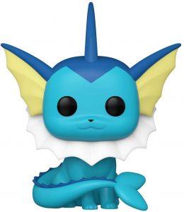 Figura y muñeco de Vaporeon de FUNKO POP - Figuras coleccionables de Vaporeon de Pokemon - Muñeco de Pokemon