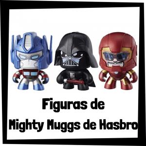 Figuras coleccionables de Mighty Muggs de Hasbro