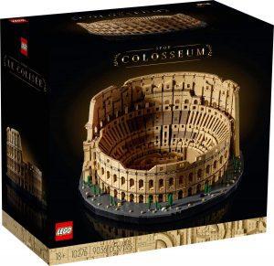 Sets de LEGO Creator del Coliseo - Juguete de construcción de LEGO Creator del Coliseo 10276 de 9036 piezas - Lego Colosseum