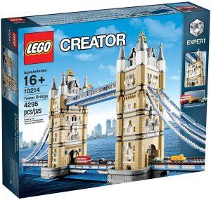 Sets de LEGO del Puente de Londres - Juguete de construcción de LEGO Creator del Puente de Londres 10214 de 4295 piezas
