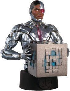 Figura de Cyborg de Collector's Busts - Figuras de acción y muñecos de Cyborg de DC